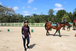 Unilink Group Company Trip 2018 April from Agensi Pekerjaan Unilink Prospects Sdn Bhd Horse Riding at Johor Bahru 47