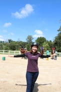 Unilink Group Company Trip 2018 April from Agensi Pekerjaan Unilink Prospects Sdn Bhd Horse Riding at Johor Bahru 48