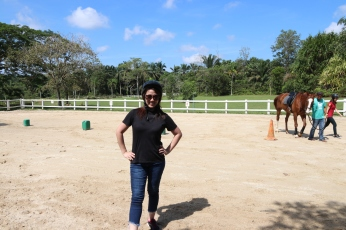 Unilink Group Company Trip 2018 April from Agensi Pekerjaan Unilink Prospects Sdn Bhd Horse Riding at Johor Bahru 49
