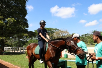 Unilink Group Company Trip 2018 April from Agensi Pekerjaan Unilink Prospects Sdn Bhd Horse Riding at Johor Bahru 54