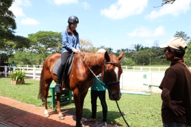 Unilink Group Company Trip 2018 April from Agensi Pekerjaan Unilink Prospects Sdn Bhd Horse Riding at Johor Bahru 56