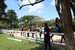 Unilink Group Company Trip 2018 April from Agensi Pekerjaan Unilink Prospects Sdn Bhd Horse Riding at Johor Bahru 61