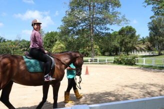 Unilink Group Company Trip 2018 April from Agensi Pekerjaan Unilink Prospects Sdn Bhd Horse Riding at Johor Bahru 62