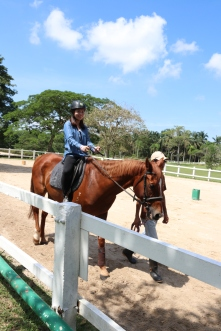 Unilink Group Company Trip 2018 April from Agensi Pekerjaan Unilink Prospects Sdn Bhd Horse Riding at Johor Bahru 65