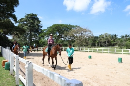 Unilink Group Company Trip 2018 April from Agensi Pekerjaan Unilink Prospects Sdn Bhd Horse Riding at Johor Bahru 68