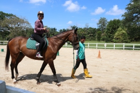 Unilink Group Company Trip 2018 April from Agensi Pekerjaan Unilink Prospects Sdn Bhd Horse Riding at Johor Bahru 69