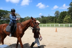 Unilink Group Company Trip 2018 April from Agensi Pekerjaan Unilink Prospects Sdn Bhd Horse Riding at Johor Bahru 72