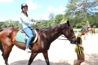 Unilink Group Company Trip 2018 April from Agensi Pekerjaan Unilink Prospects Sdn Bhd Horse Riding at Johor Bahru 73