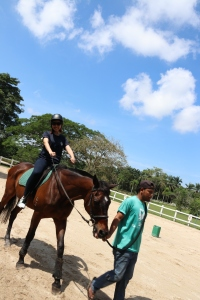 Unilink Group Company Trip 2018 April from Agensi Pekerjaan Unilink Prospects Sdn Bhd Horse Riding at Johor Bahru 74