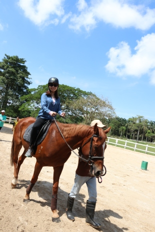 Unilink Group Company Trip 2018 April from Agensi Pekerjaan Unilink Prospects Sdn Bhd Horse Riding at Johor Bahru 75