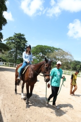 Unilink Group Company Trip 2018 April from Agensi Pekerjaan Unilink Prospects Sdn Bhd Horse Riding at Johor Bahru 76