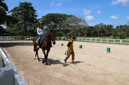 Unilink Group Company Trip 2018 April from Agensi Pekerjaan Unilink Prospects Sdn Bhd Horse Riding at Johor Bahru 78