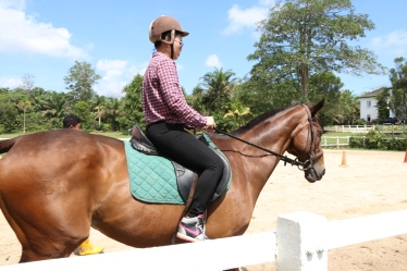 Unilink Group Company Trip 2018 April from Agensi Pekerjaan Unilink Prospects Sdn Bhd Horse Riding at Johor Bahru 79