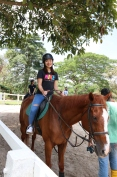 Unilink Group Company Trip 2018 April from Agensi Pekerjaan Unilink Prospects Sdn Bhd Horse Riding at Johor Bahru 81
