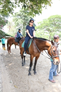Unilink Group Company Trip 2018 April from Agensi Pekerjaan Unilink Prospects Sdn Bhd Horse Riding at Johor Bahru 82