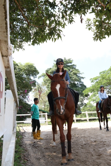 Unilink Group Company Trip 2018 April from Agensi Pekerjaan Unilink Prospects Sdn Bhd Horse Riding at Johor Bahru 84
