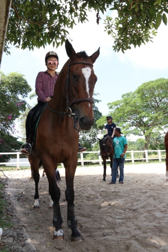 Unilink Group Company Trip 2018 April from Agensi Pekerjaan Unilink Prospects Sdn Bhd Horse Riding at Johor Bahru 86