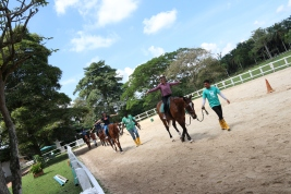 Unilink Group Company Trip 2018 April from Agensi Pekerjaan Unilink Prospects Sdn Bhd Horse Riding at Johor Bahru 89