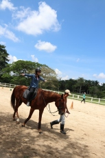 Unilink Group Company Trip 2018 April from Agensi Pekerjaan Unilink Prospects Sdn Bhd Horse Riding at Johor Bahru 90