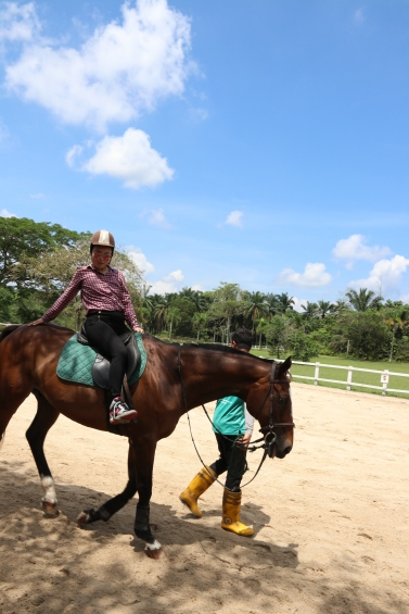 Unilink Group Company Trip 2018 April from Agensi Pekerjaan Unilink Prospects Sdn Bhd Horse Riding at Johor Bahru 91