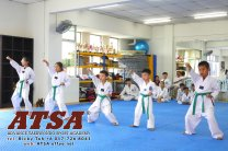 Batu Pahat Sports Ricky Toh Advance Taekwondo Sport Academy ATSA Education Martial Art Self Defence Fitness Poomdae Sparring Kyorugi Batu Pahat Johor Malaysia A02-08