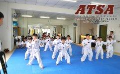 Batu Pahat Sports Ricky Toh Advance Taekwondo Sport Academy ATSA Education Martial Art Self Defence Fitness Poomdae Sparring Kyorugi Batu Pahat Johor Malaysia A02-11