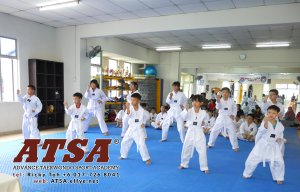 Batu Pahat Sports Ricky Toh Advance Taekwondo Sport Academy ATSA Education Martial Art Self Defence Fitness Poomdae Sparring Kyorugi Batu Pahat Johor Malaysia A02-14