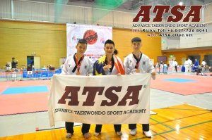 Batu Pahat Sports Ricky Toh Advance Taekwondo Sport Academy ATSA Education Martial Art Self Defence Fitness Poomdae Sparring Kyorugi Batu Pahat Johor Malaysia A02-18