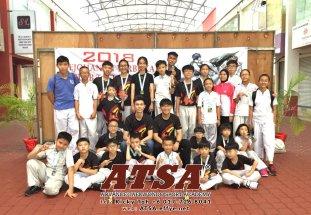 Batu Pahat Sports Ricky Toh Advance Taekwondo Sport Academy ATSA Education Martial Art Self Defence Fitness Poomdae Sparring Kyorugi Batu Pahat Johor Malaysia A02-19