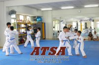 Batu Pahat Sports Ricky Toh Advance Taekwondo Sport Academy ATSA Education Martial Art Self Defence Fitness Poomdae Sparring Kyorugi Batu Pahat Johor Malaysia A02-23