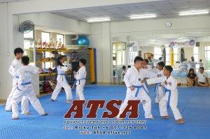 Batu Pahat Sports Ricky Toh Advance Taekwondo Sport Academy ATSA Education Martial Art Self Defence Fitness Poomdae Sparring Kyorugi Batu Pahat Johor Malaysia A02-23