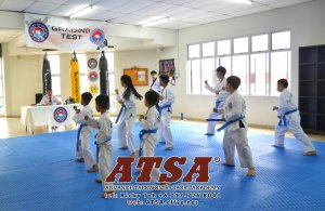 Batu Pahat Sports Ricky Toh Advance Taekwondo Sport Academy ATSA Education Martial Art Self Defence Fitness Poomdae Sparring Kyorugi Batu Pahat Johor Malaysia A02-26