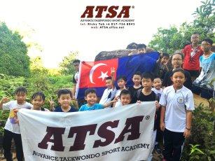 Batu Pahat Sports Ricky Toh Advance Taekwondo Sport Academy ATSA Education Martial Art Self Defence Fitness Poomdae Sparring Kyorugi Batu Pahat Johor Malaysia A03-05