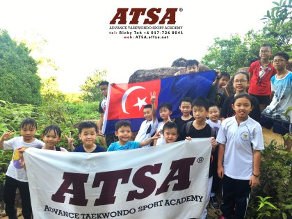 Batu Pahat Sports Ricky Toh Advance Taekwondo Sport Academy ATSA Education Martial Art Self Defence Fitness Poomdae Sparring Kyorugi Batu Pahat Johor Malaysia A03-05
