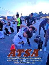 Batu Pahat Sports Ricky Toh Advance Taekwondo Sport Academy ATSA Education Martial Art Self Defence Fitness Poomdae Sparring Kyorugi Batu Pahat Johor Malaysia A03-10