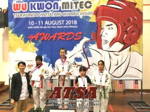 Batu Pahat Sports Ricky Toh Advance Taekwondo Sport Academy ATSA Education Martial Art Self Defence Fitness Poomdae Sparring Kyorugi Batu Pahat Johor Malaysia A04-01