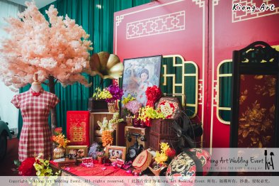 Kiong Art Wedding Event Kuala Lumpur Malaysia Event and Wedding Decoration Company One-stop Wedding Planning Services Wedding Theme Oriental Theme Restaurant LTP Sdn Bhd A04-A05