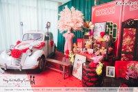 Kiong Art Wedding Event Kuala Lumpur Malaysia Event and Wedding Decoration Company One-stop Wedding Planning Services Wedding Theme Oriental Theme Restaurant LTP Sdn Bhd A04-A07