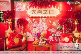 Kiong Art Wedding Event Kuala Lumpur Malaysia Event and Wedding Decoration Company One-stop Wedding Planning Services Wedding Theme Oriental Theme Restaurant LTP Sdn Bhd A04-A16