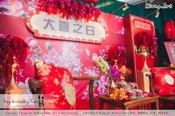 Kiong Art Wedding Event Kuala Lumpur Malaysia Event and Wedding Decoration Company One-stop Wedding Planning Services Wedding Theme Oriental Theme Restaurant LTP Sdn Bhd A04-A18