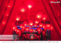 Kiong Art Wedding Event Kuala Lumpur Malaysia Event and Wedding Decoration Company One-stop Wedding Planning Services Wedding Theme Oriental Theme Restaurant LTP Sdn Bhd A04-A22