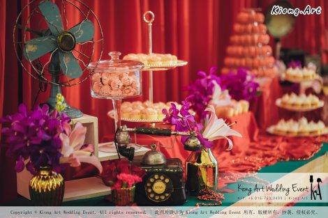 Kiong Art Wedding Event Kuala Lumpur Malaysia Event and Wedding Decoration Company One-stop Wedding Planning Services Wedding Theme Oriental Theme Restaurant LTP Sdn Bhd A04-A33