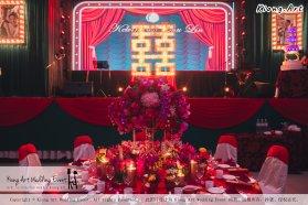 Kiong Art Wedding Event Kuala Lumpur Malaysia Event and Wedding Decoration Company One-stop Wedding Planning Services Wedding Theme Oriental Theme Restaurant LTP Sdn Bhd A04-A38