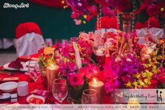 Kiong Art Wedding Event Kuala Lumpur Malaysia Event and Wedding Decoration Company One-stop Wedding Planning Services Wedding Theme Oriental Theme Restaurant LTP Sdn Bhd A04-A39