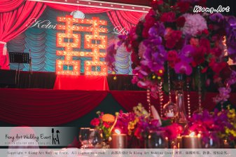 Kiong Art Wedding Event Kuala Lumpur Malaysia Event and Wedding Decoration Company One-stop Wedding Planning Services Wedding Theme Oriental Theme Restaurant LTP Sdn Bhd A04-A40