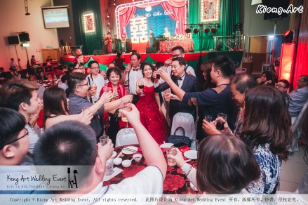 Kiong Art Wedding Event Kuala Lumpur Malaysia Event and Wedding Decoration Company One-stop Wedding Planning Services Wedding Theme Oriental Theme Restaurant LTP Sdn Bhd A04-A49