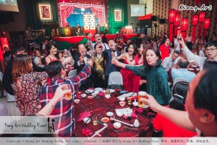 Kiong Art Wedding Event Kuala Lumpur Malaysia Event and Wedding Decoration Company One-stop Wedding Planning Services Wedding Theme Oriental Theme Restaurant LTP Sdn Bhd A04-A54