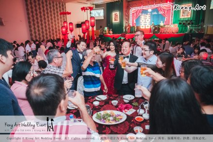 Kiong Art Wedding Event Kuala Lumpur Malaysia Event and Wedding Decoration Company One-stop Wedding Planning Services Wedding Theme Oriental Theme Restaurant LTP Sdn Bhd A04-A56