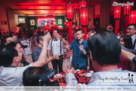Kiong Art Wedding Event Kuala Lumpur Malaysia Event and Wedding Decoration Company One-stop Wedding Planning Services Wedding Theme Oriental Theme Restaurant LTP Sdn Bhd A04-A62