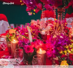 Kiong Art Wedding Event Kuala Lumpur Malaysia Event and Wedding Decoration Company One-stop Wedding Planning Services Wedding Theme Oriental Theme Restaurant LTP Sdn Bhd A04-A70